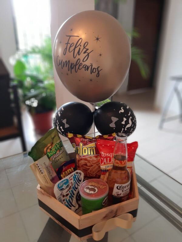 Desayuno sorpresa en cali - Linda Sorpresa